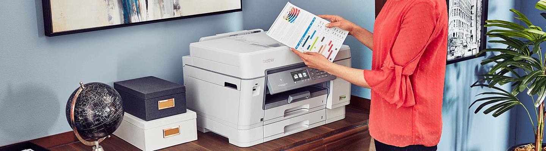 11x17 Printers Ledger Printers Printer Scanners Tabloid Printers Brother