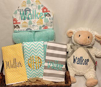 Walker Sample work