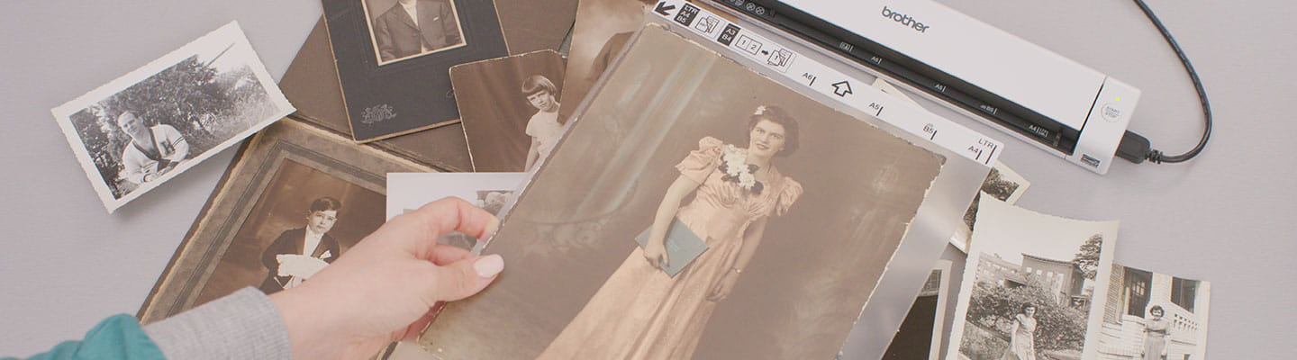archive your old photos