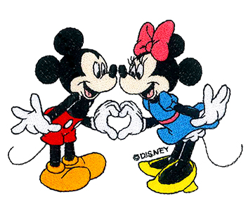Disney sample