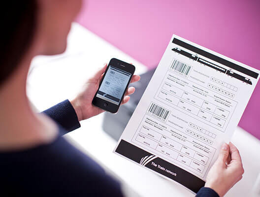 mobile printing and scanning