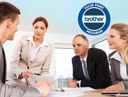 BMG B2B solutions value print
