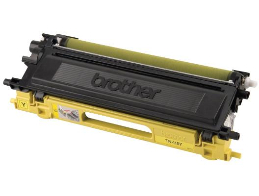 Brother yellow toner