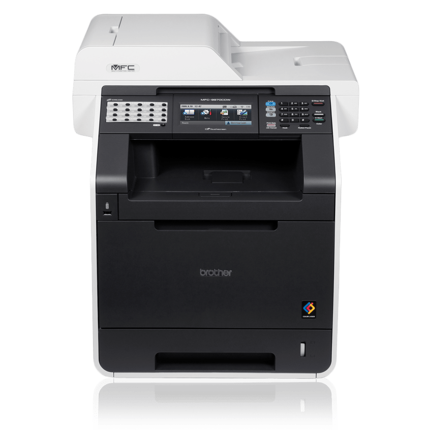 Brother MFC9970CDW Support
