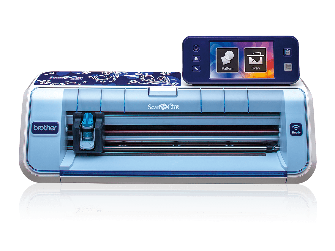 Brother Cm650w Scanncut2 Electronic Cutting Machine