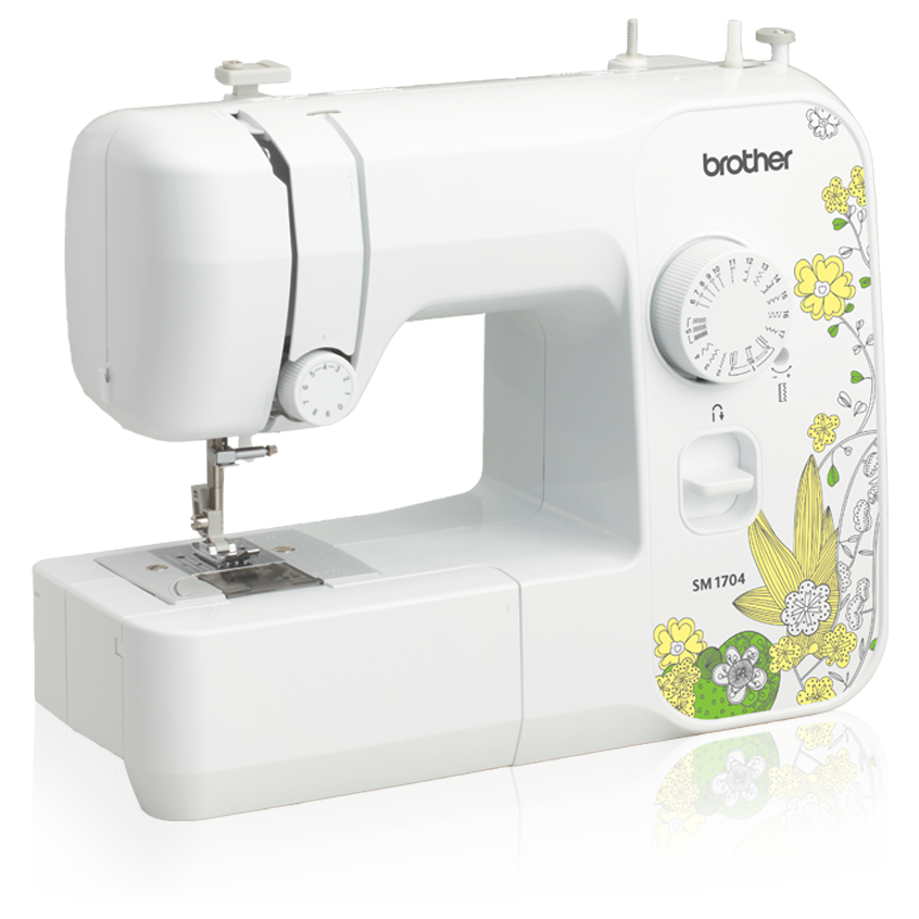 Brother Sm1704 17 Stich Sewing Machine Brother