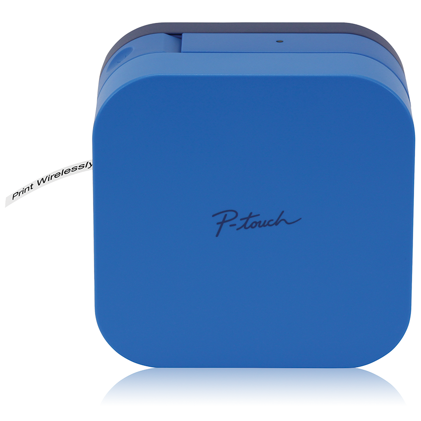 P Touch Cube Blue