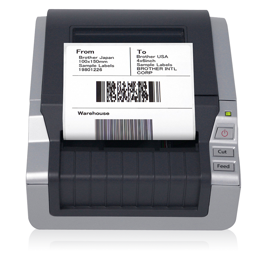 Brother QL-1060N | MobilePrintersLabelers-LabelMakersPrinters | By