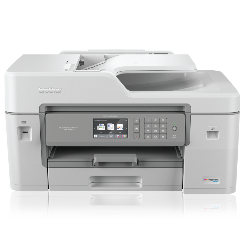 MFC-J6545DW | PrintersAIOs-PrintersAIOsFaxMachines | By Brother