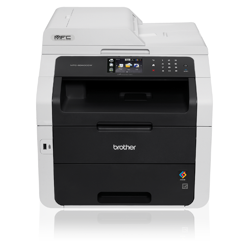 Brother MFC-9340CDW | Wireless All-In-One Color Laser Printer