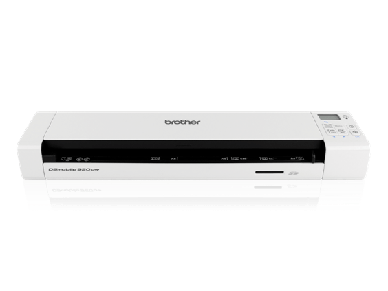 Dsmobile 920dw Scanners By Brother