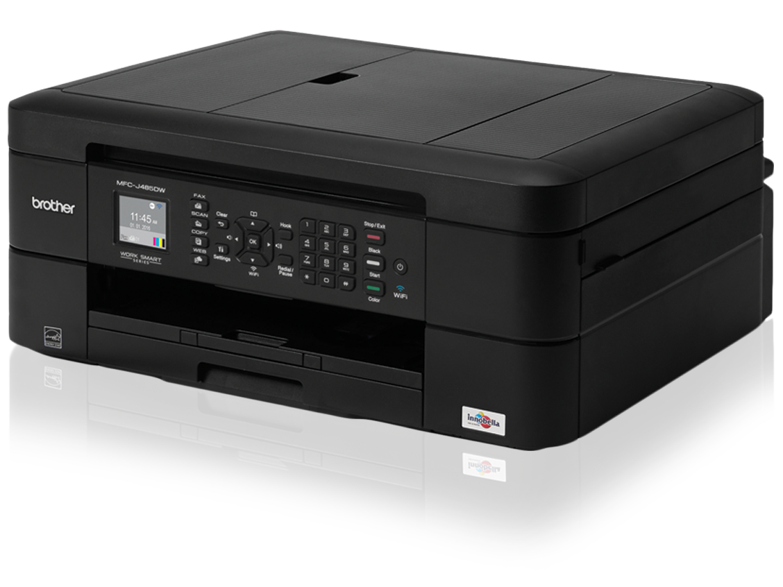 Brother MFC-J485DW | Compact All-In-One Inkjet Printer