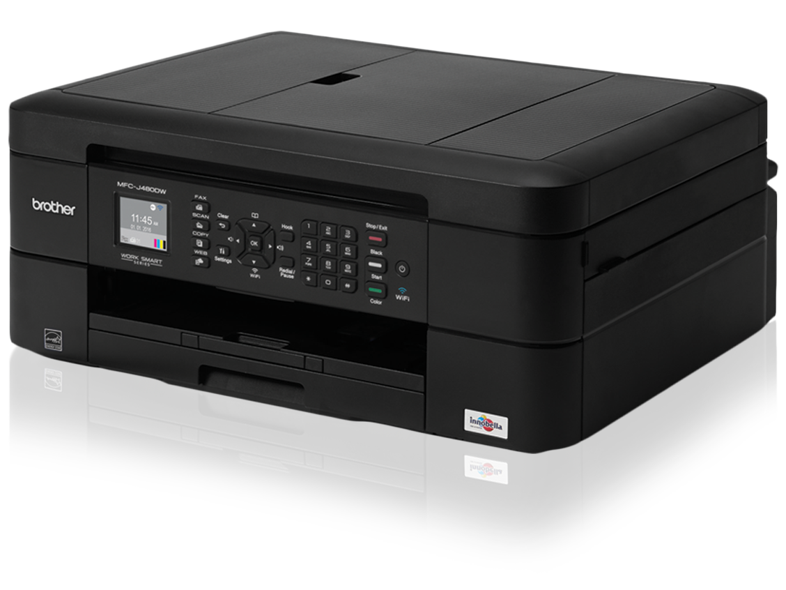 Admirable Brother Mfc J480Dw Compact All In One Inkjet Printer Download Free Architecture Designs Scobabritishbridgeorg