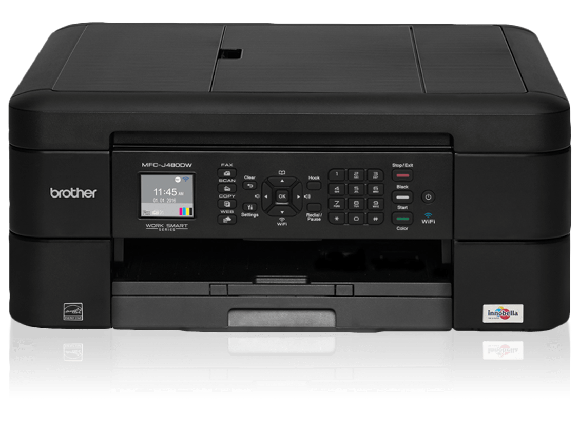 Brother MFC-J480DW   Compact All-In-One Inkjet Printer