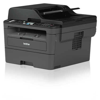 Compact All-In One Multifunction Wireless New Brother Monochrome Laser Printer