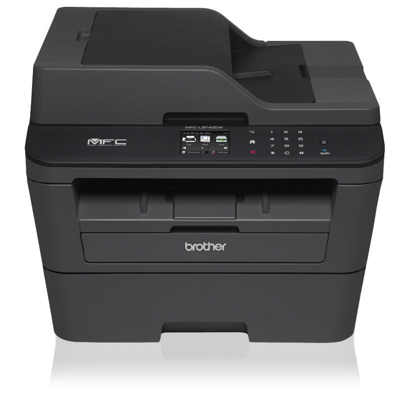 Brother MFC-L2740DW | Monochrome Laser Printer