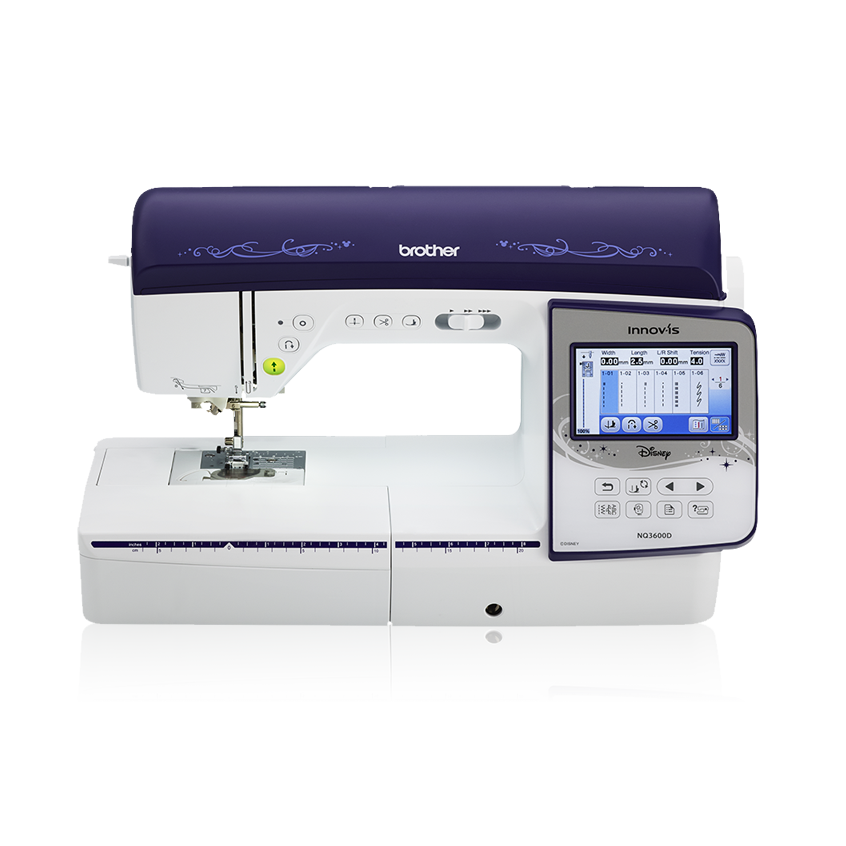 583c2c8daf4 Enjoy doing more in less time with our easy-to-use and intuitive sewing and  embroidery combo machines.