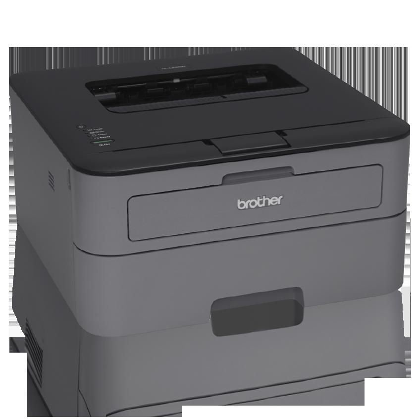 Brother HL-L2320D| Monochrome Laser Printer with Duplex