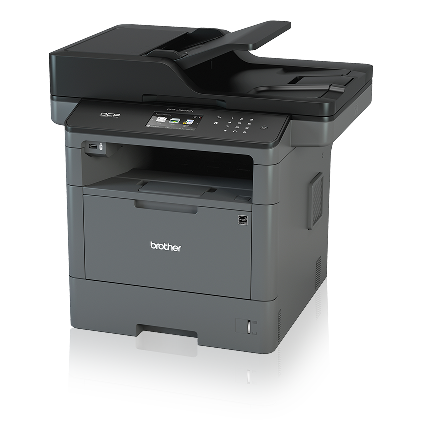 Brother DCP-L5650DN / Business Monochrome Laser All-in-One Printer