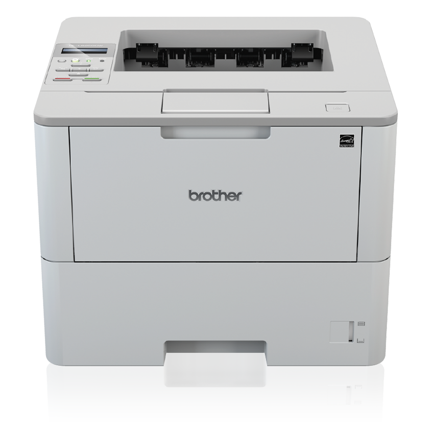 Brother HLL6200DW Wireless Monochrome Laser Printer with Large Paper Capacity...