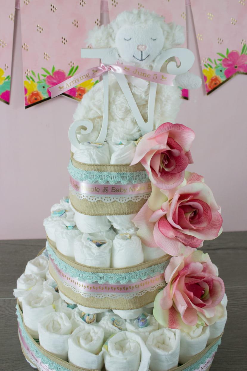 Diaper Cake-8
