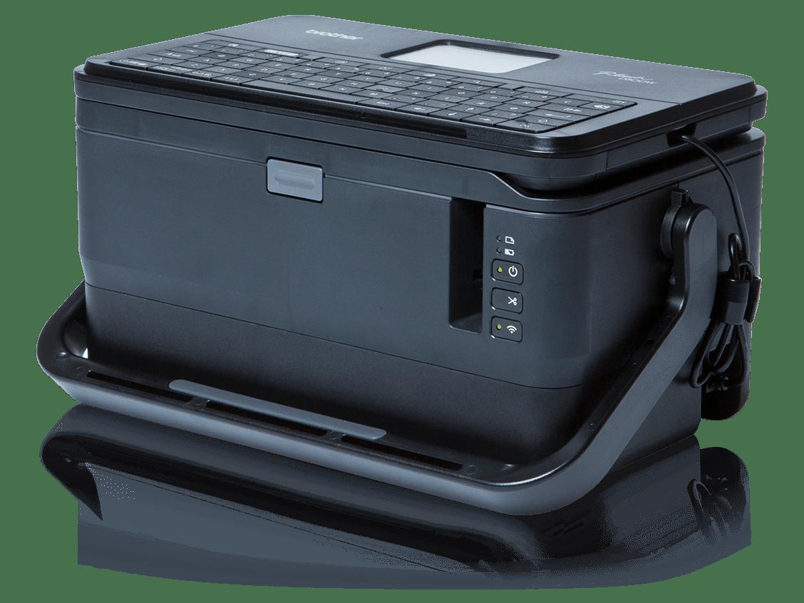 Brother PTD800W Rotuladora electr/ónica con conexi/ón a PC y WiFi y Teclado Separable