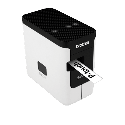 Brother P Touch Ptp700 Pc Connected Label Printer For Pc And Mac