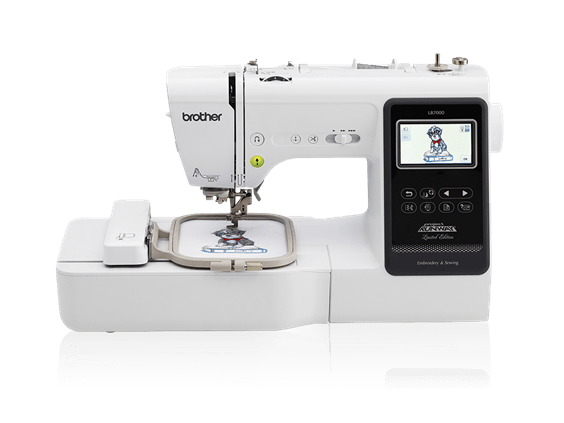 LB7000   HomeSewingEmbroidery   By Brother