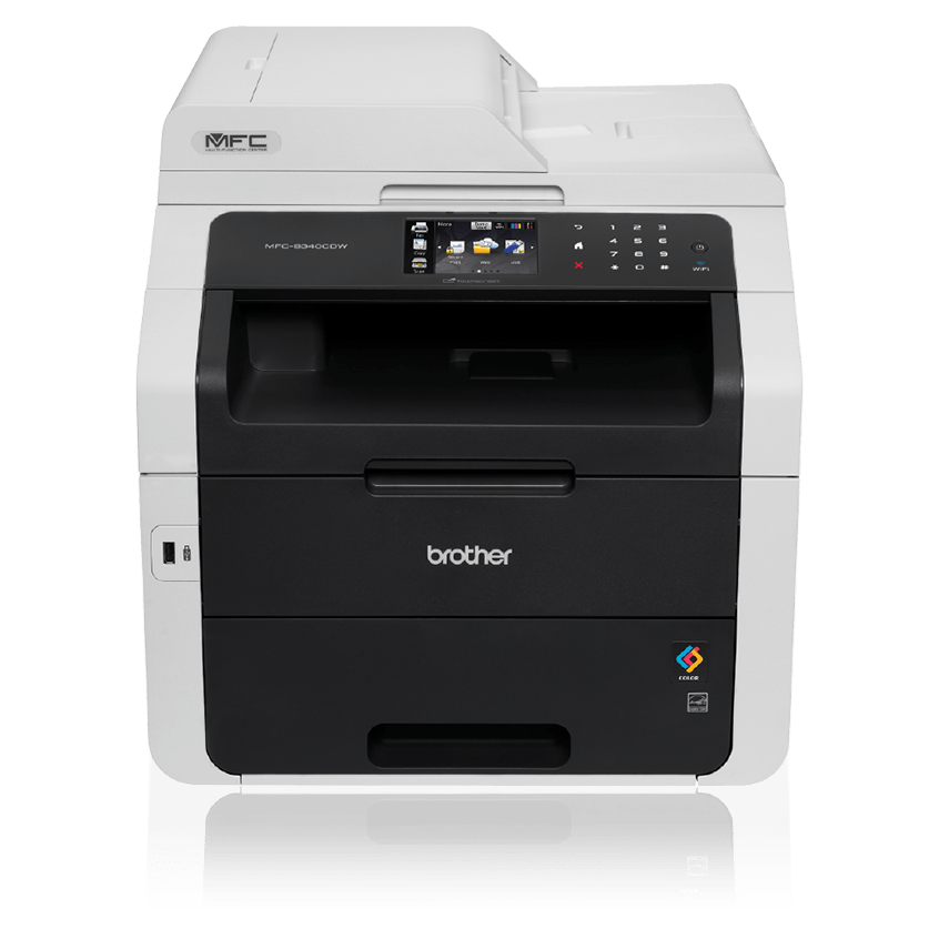 Brother Mfc 9340cdw Wireless All In One Color Laser Printer