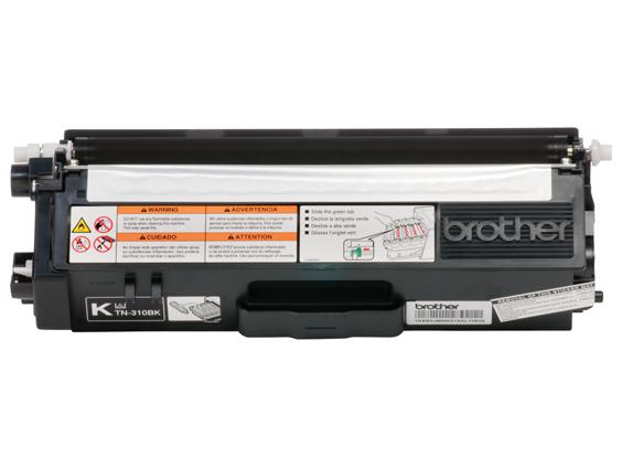 1 Black TN310 Toner Cartridge Replacement for Brother HL-4150CDN 4140CW 4570CDW 4570CDWT MFC-9640CDN 9650CDW 9970CDW Printer,Sold by TopInk