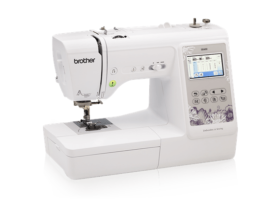 Brother Se600 Sewing Embroidery Machine