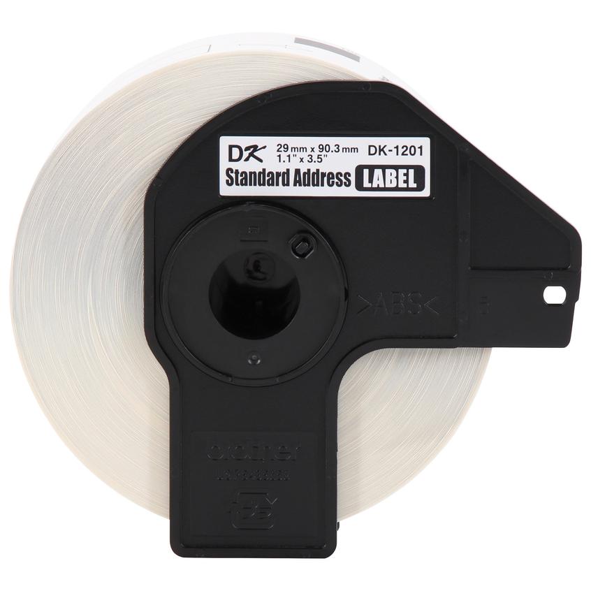 Brother DK11201 29 X 90 Mm Standard Address Labels for sale online