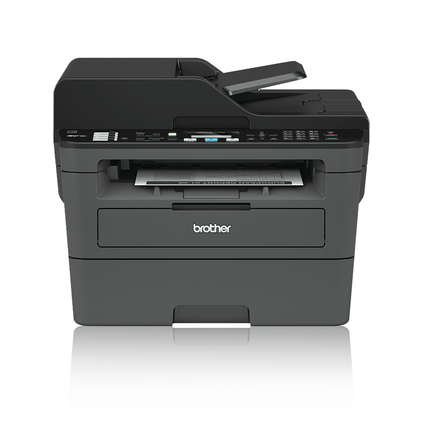 Brother Mfc L2717dw Monochrome Compact Laser All In One Printer
