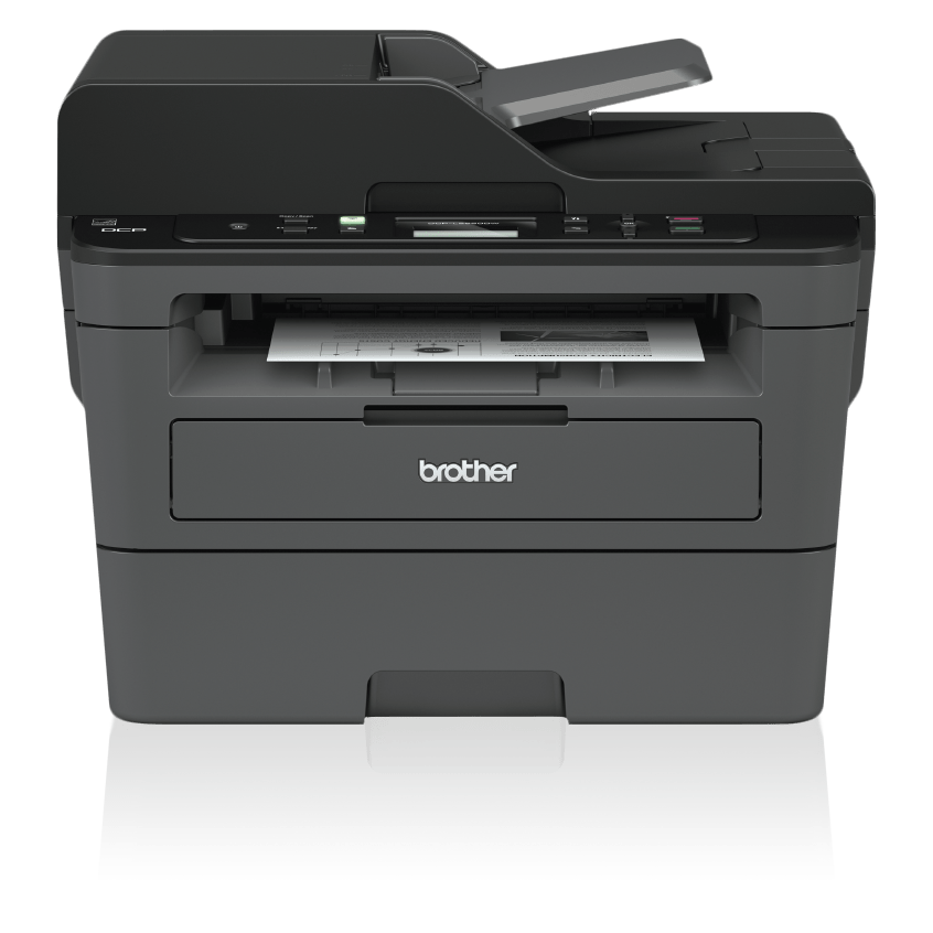 Brother DCP-L2500D A4 Multifunction Mono Laser Printer