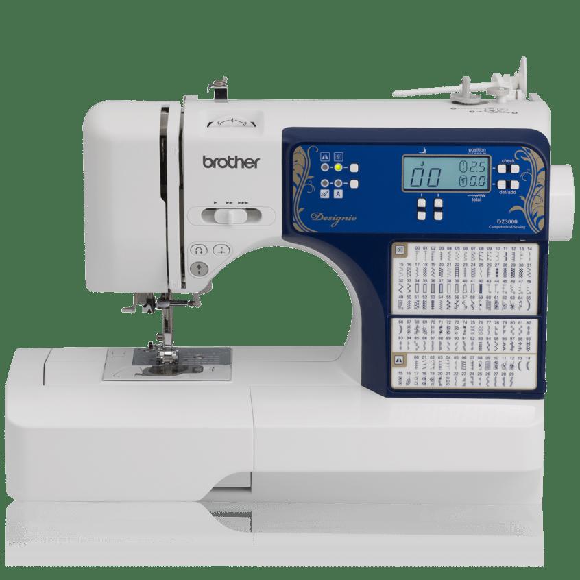 Brother Designio Series DZ3000 Computerized Sewing /& Quilting Machine