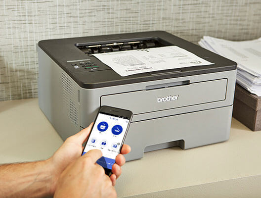 Wireless Printing with Cell Phone