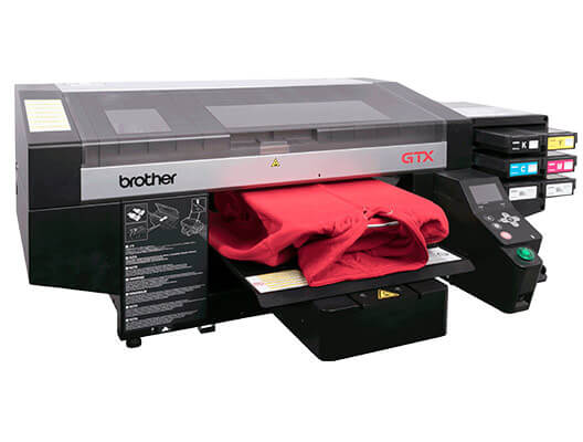 Brother direct-to-garment printer