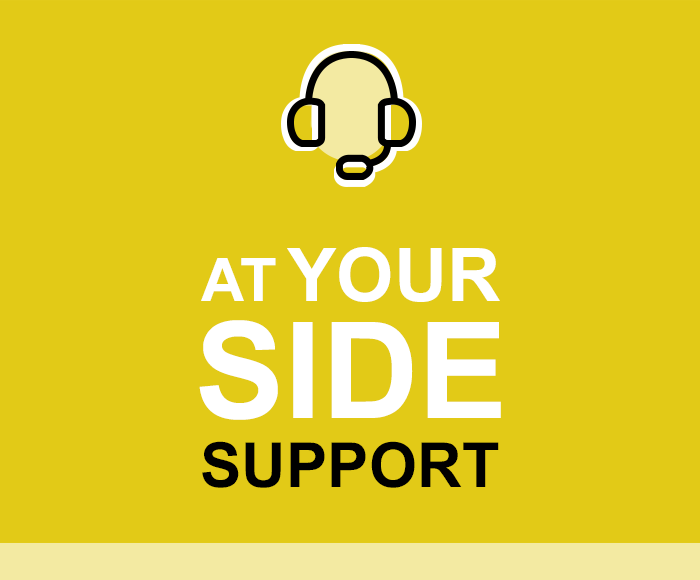 At Your Side Support