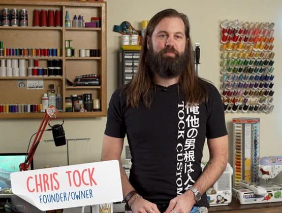 Chris Tock