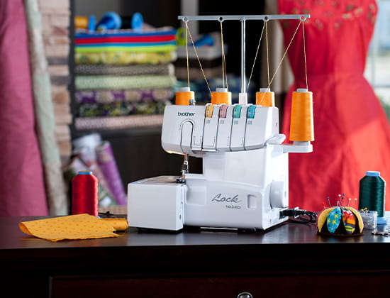 3/4 Thread Serger