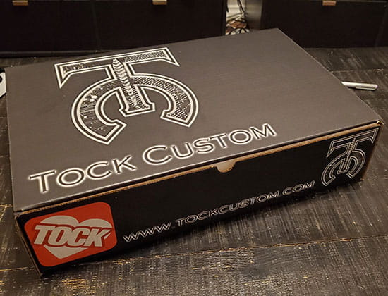 Tock Custom Packaging
