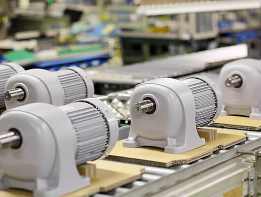 Business Gearmotors and Reducers