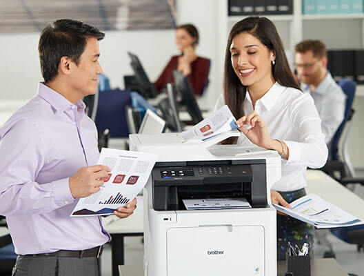 brother business solutions enterprise grade printers office