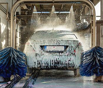 car wash equipment card