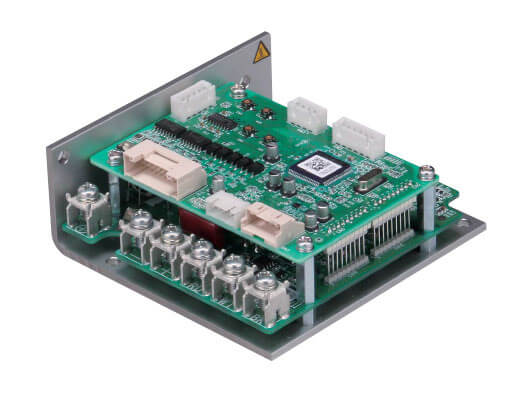 Driver circuit board and components