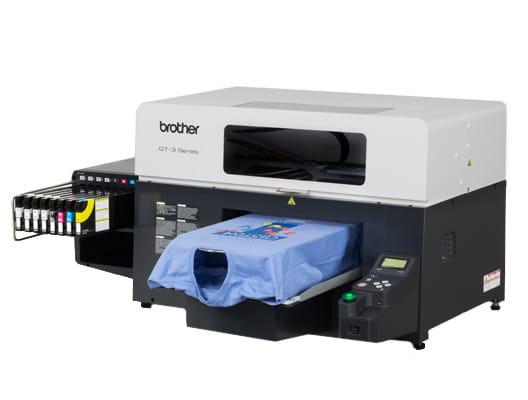 image of a tshirt printing machine
