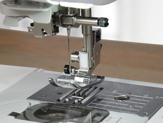 Improved sewing safety
