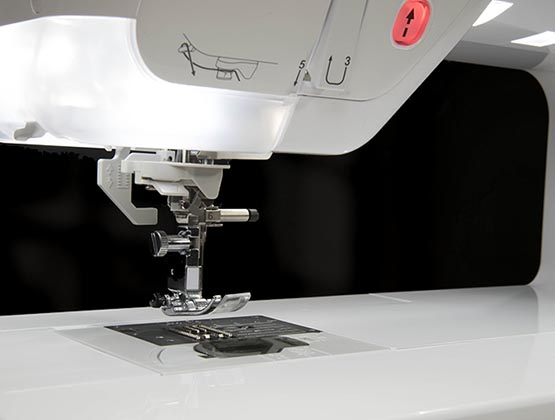 LED Lighting & Improved Sewing