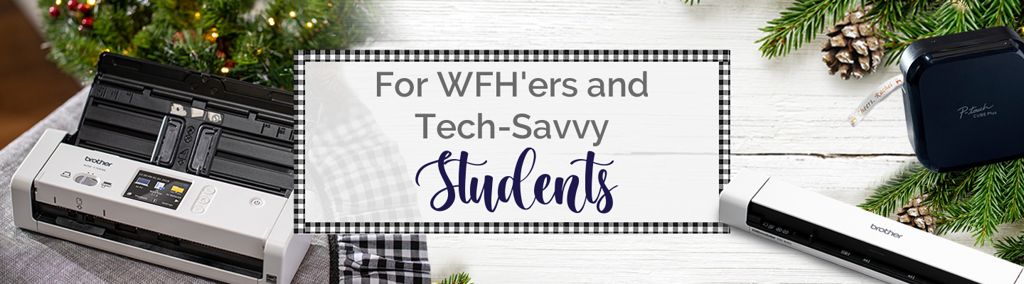 Gifts for WFh'ers and Tech-Savvy Students