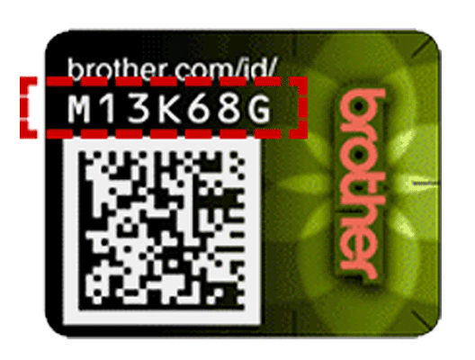 Brother QR Code
